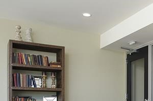 Home Community-Built In Shelving at 1600 Vine Apartment Homes, Los Angeles, 90028