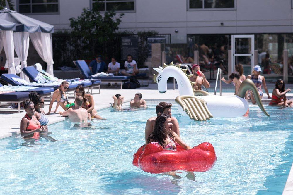 Lifestyle at 1600 Vine Apartment Homes, 1600 VINE Street, CA