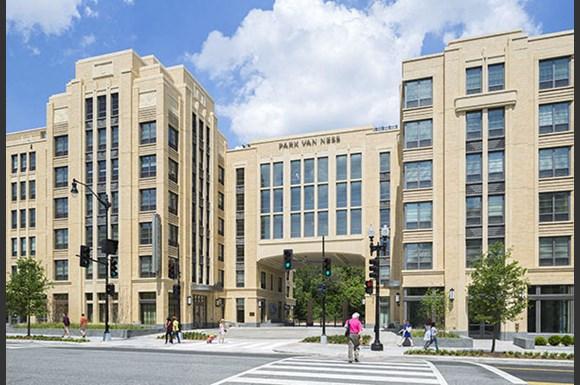 Park Van Ness Apartments 4455 Connecticut Ave Nw Washington Dc Rentcafé