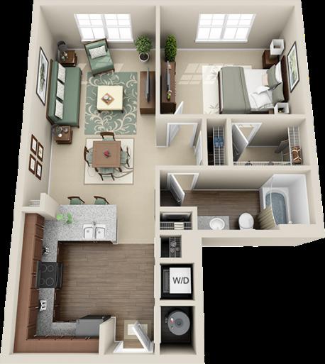 S1 Solarium Floor Plan 1