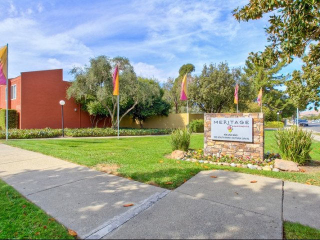 Meritage Apartments And Townhomes, 555 South Park Victoria Dr, Milpitas, CA    RENTCafé
