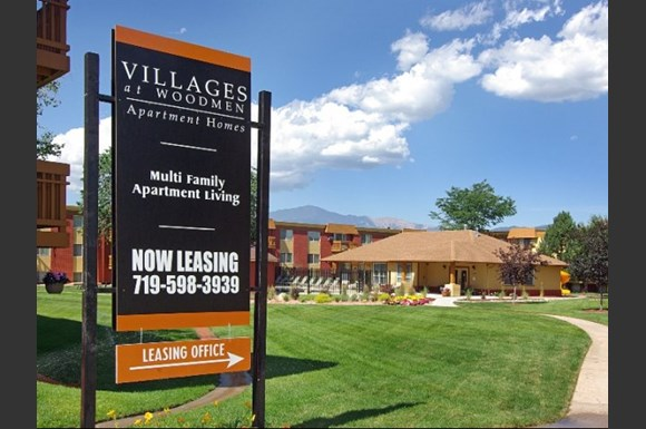 Villages At Woodmen Apartments 1629 E Woodmen Road
