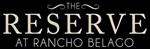 Reserve at Rancho Belago Logo
