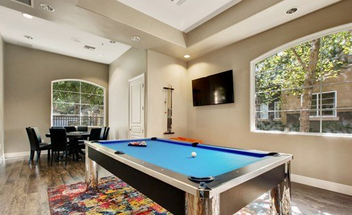 Clubhouse- Pool Table
