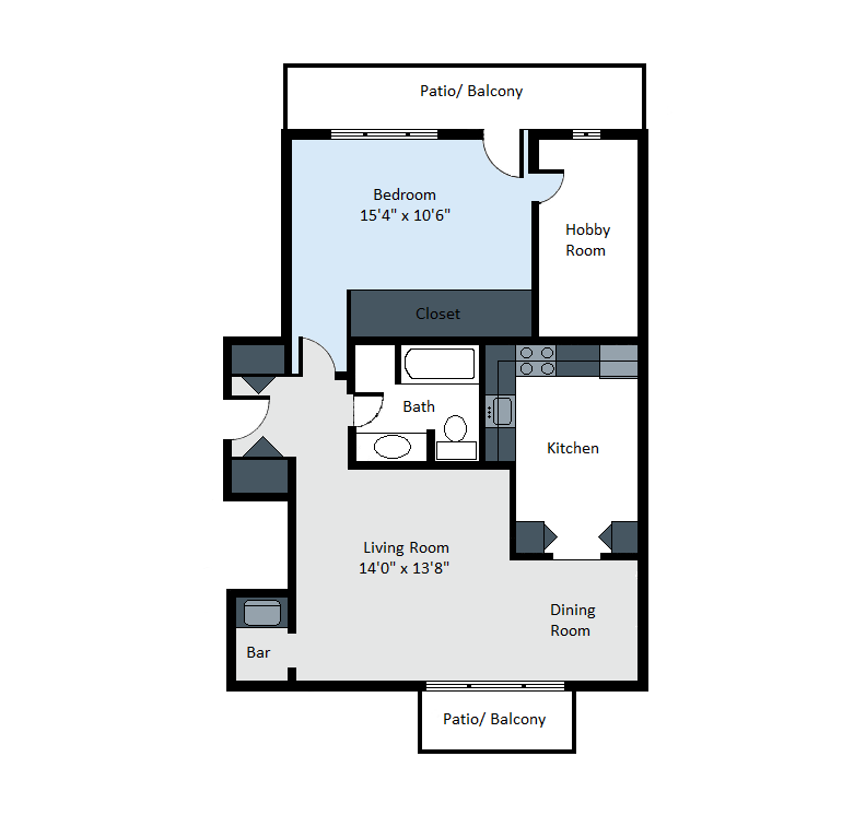 Belgium- Amber Place Floor Plan 5