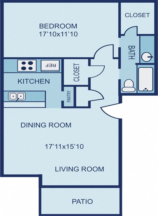 Floorplan A2 Floor Plan 3