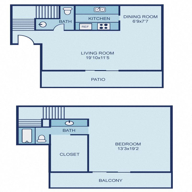 Floor Plan A4 Floor Plan 5