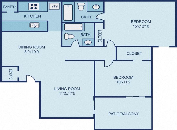 Floor Plan B2 Floor Plan 7