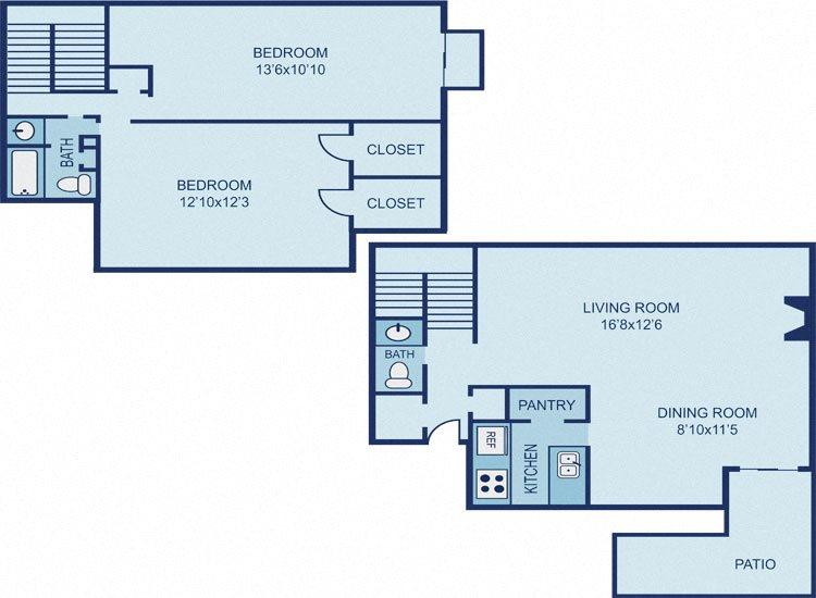 Floor Plan B3 Floor Plan 8
