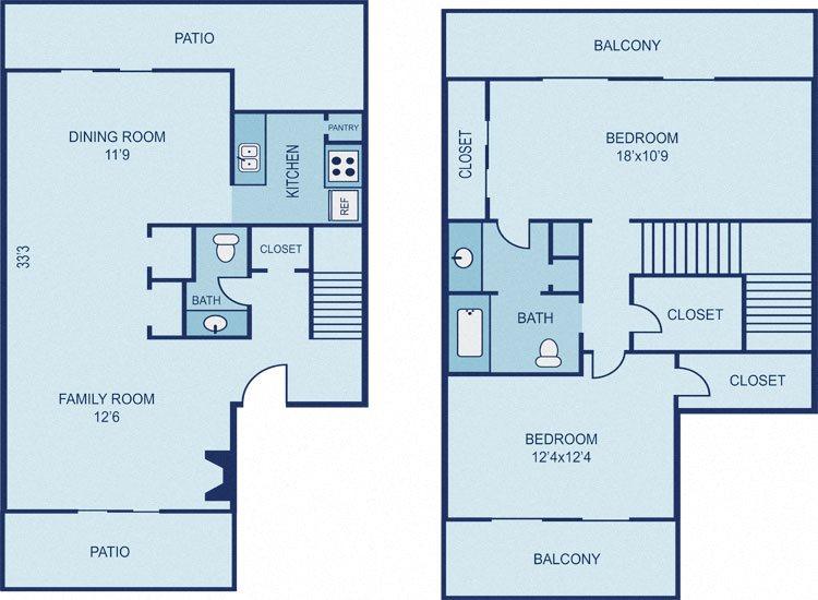 Floor Plan B4 Floor Plan 9