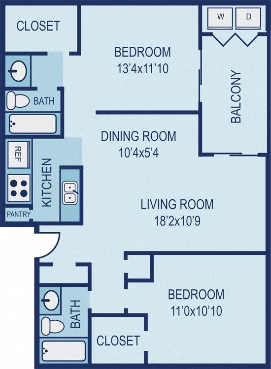 Floor Plan BWD Floor Plan 11