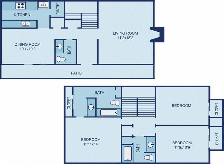 Floor Plan C3 Floor Plan 14