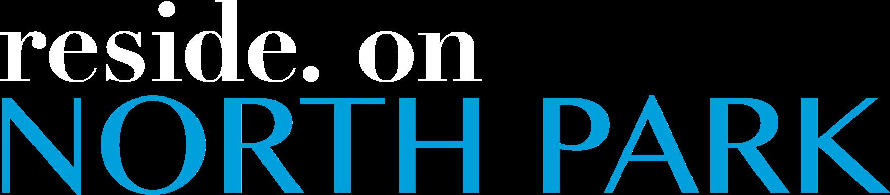 Reside on North Park web logo