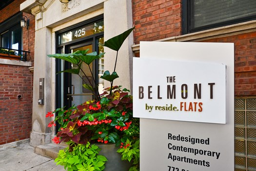The Belmont by Reside Flats Community Thumbnail 1