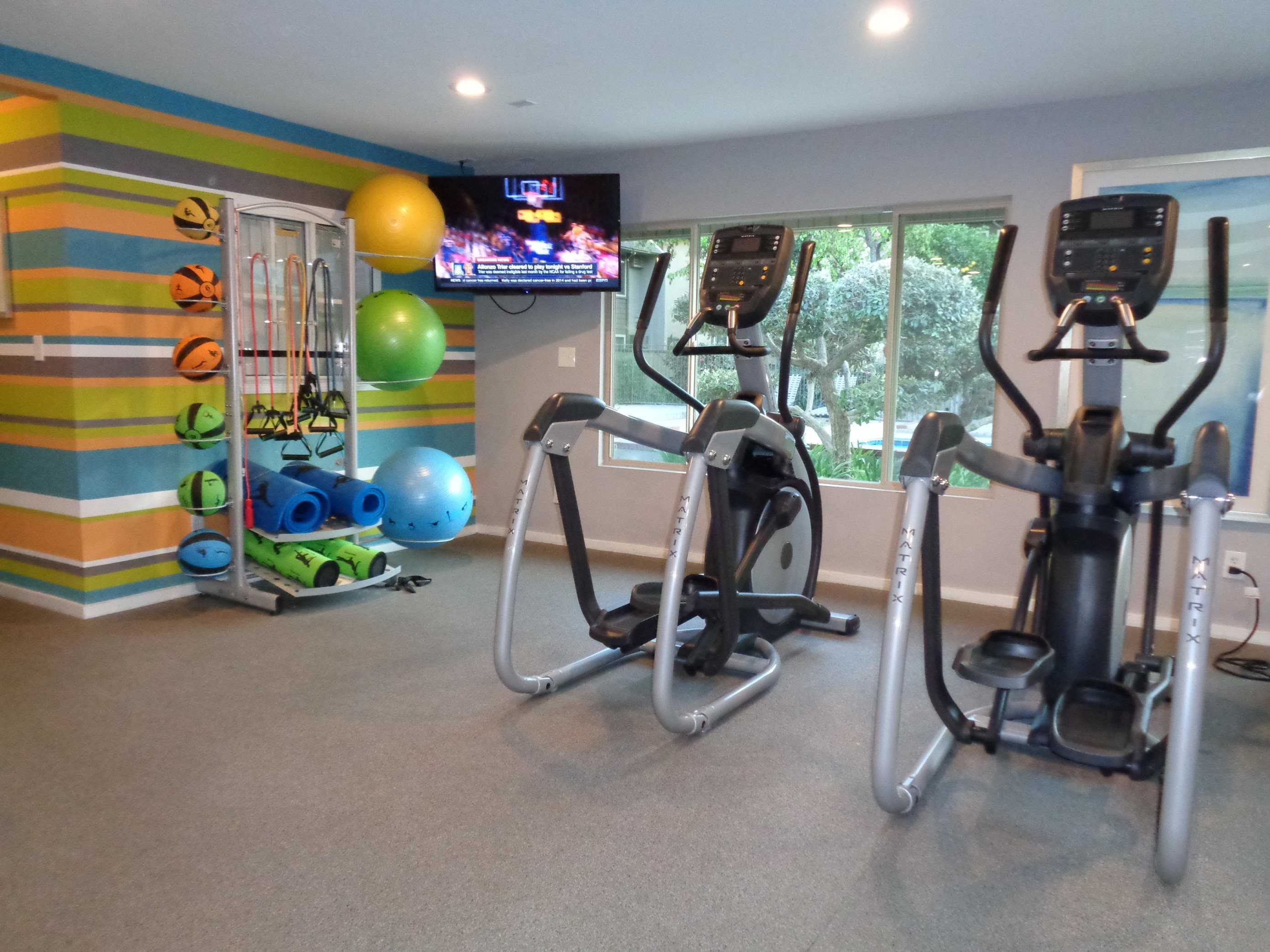 Modern Fitness Center at Hills at Hacienda Heights, Hacienda Heights, 91745