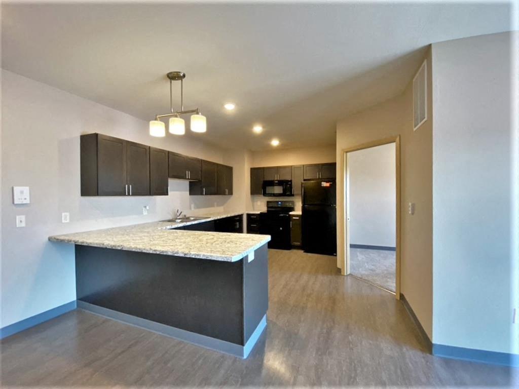 2 BR | Hawk | Kitchen | Three Sixty Real Estate
