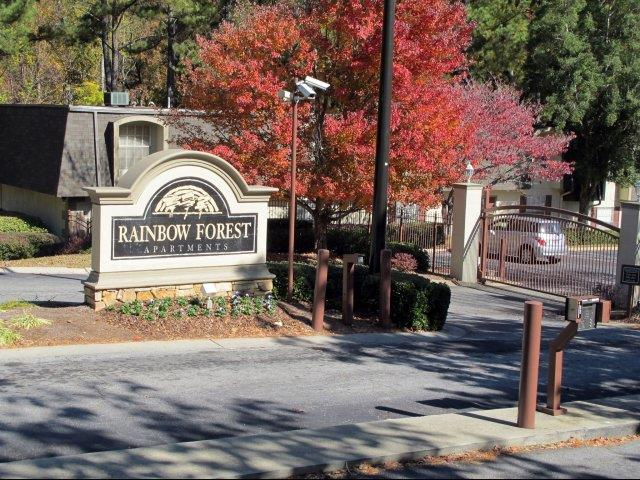 Rainbow Forest Apartments photogallery 2