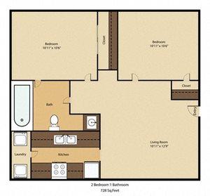 Bedroom Apartments In Lake Charles La