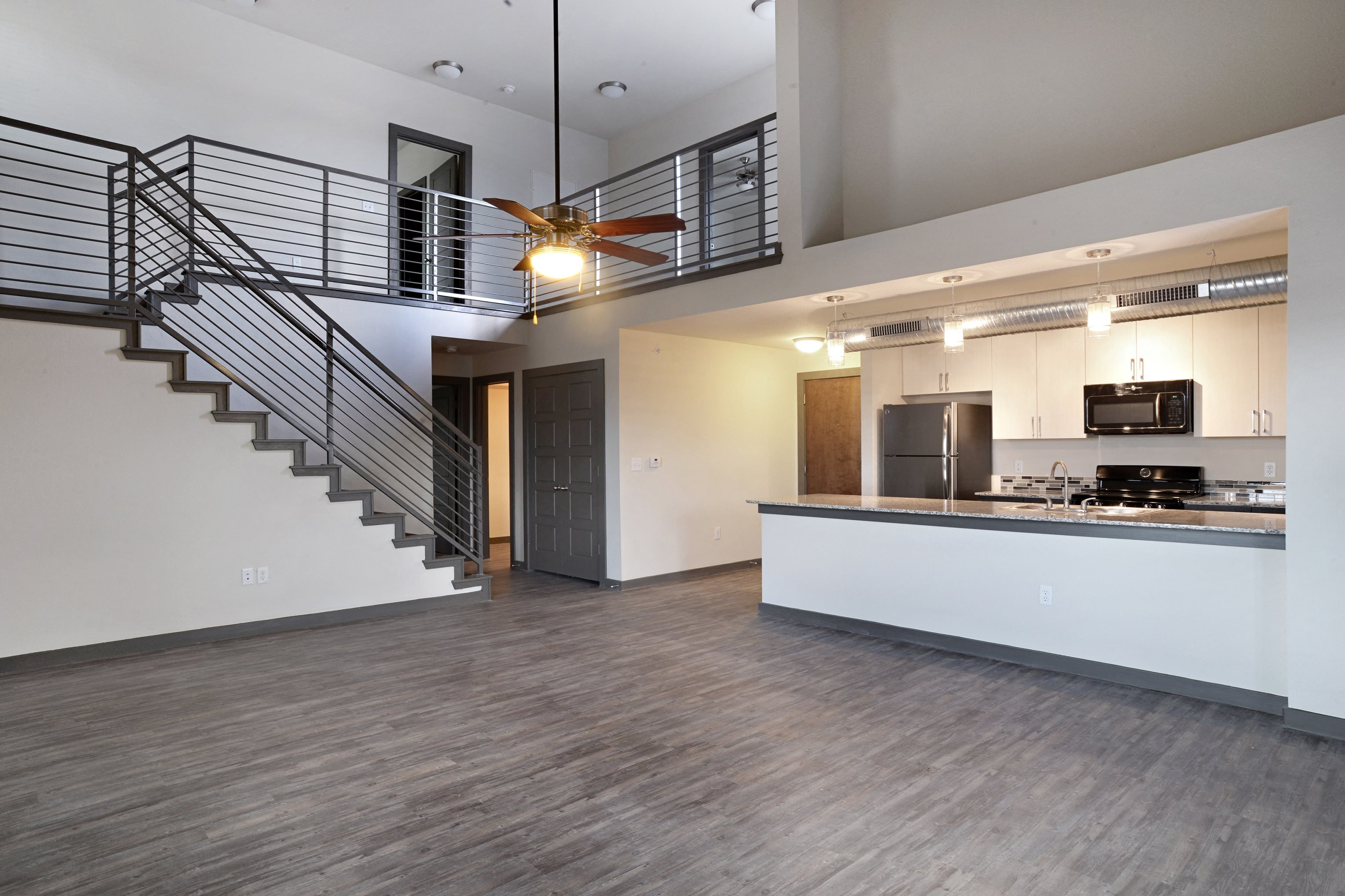 East End Lofts At The Railyard Apartments In Denton Tx