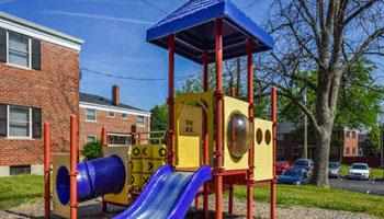 Van Buren Village Playground