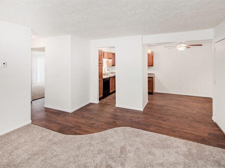 open floor plan apartments in Grand Rapids MI