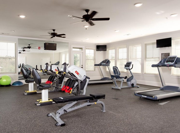 The Legacy at Walton Park Fitness Center, Acworth GA