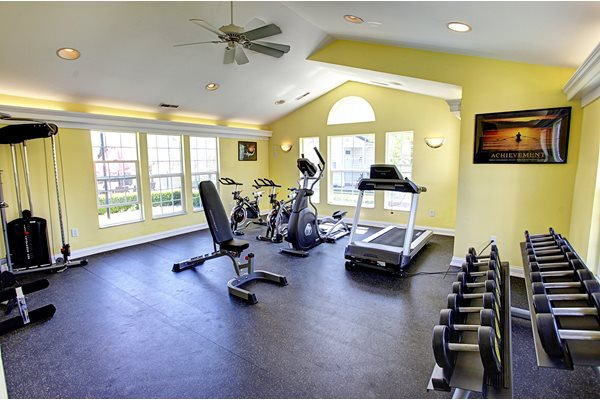 College Park Apartments Fitness Center