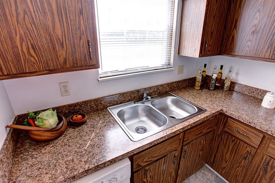 Worthington Meadows Townhomes Kitchen Sink