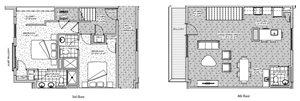 Penthouse - 2 Bedroom