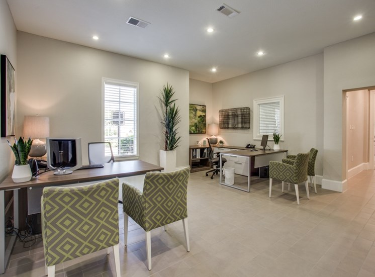 Leasing Office at The Giovanna, Plano, 75074