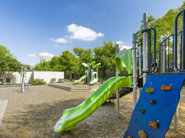 The Giovanna, has Kid's PlayGround