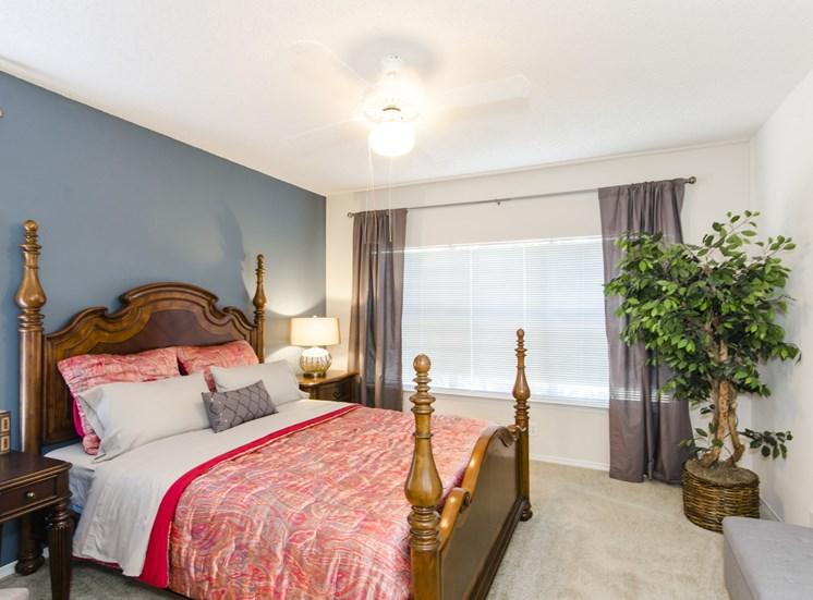 The Giovanna, Plano, TX,75074 has spacious bedrooms with en suite bathrooms.