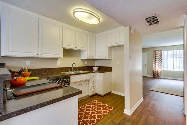 New Countertops and Cabinets at Terramonte Apartment Homes, Pomona, 91767