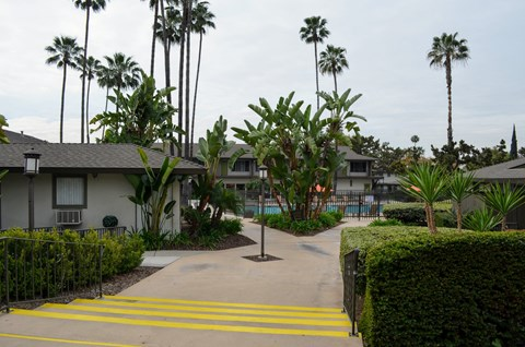Resort Style Community at Terramonte Apartment Homes, Pomona, California