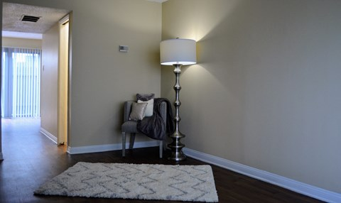 Upgraded Modern Lighting at Terramonte Apartment Homes, California