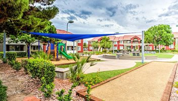 Playground at St. Lucia Apartments, Las Vegas, NV,89128