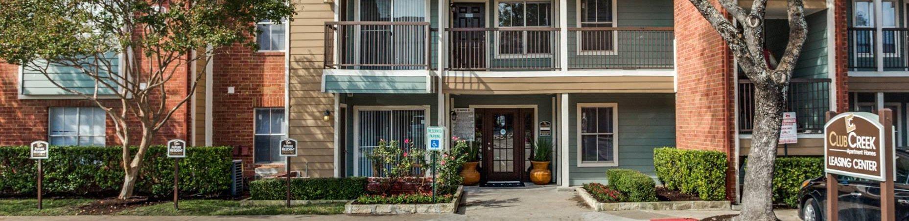 Club Creek Apartments Austin