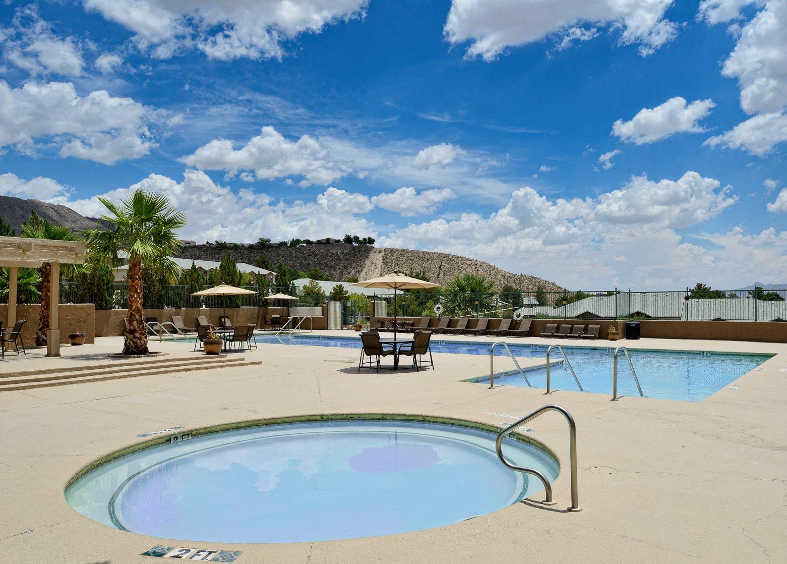 Welcome home apartments in el paso texas acacia park for The garden pool el paso