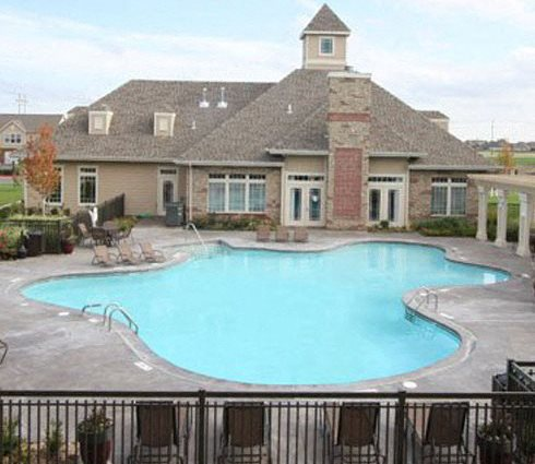 Luxury Amarillo Apartments For Rent The Colonies At