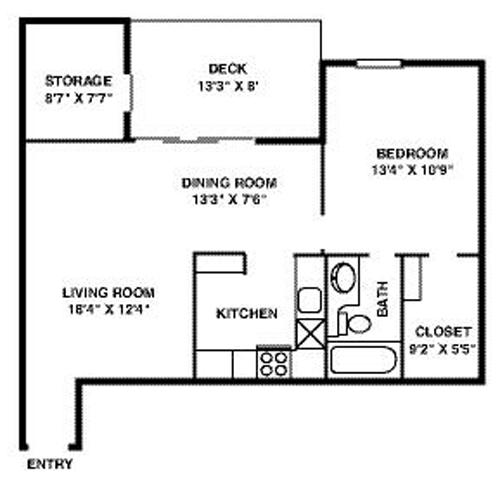 Phase 1 Bed Bath Floor Plan 5