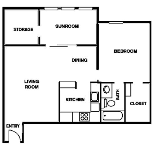 Phase 1 Bed Bath Floor Plan 9