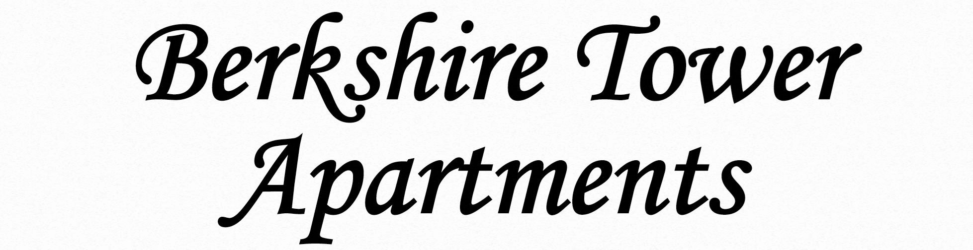 Berkshire Tower Apartments - Best Apartments in Reading, PA | Berkshire Tower Apartments | Property Management, Inc.