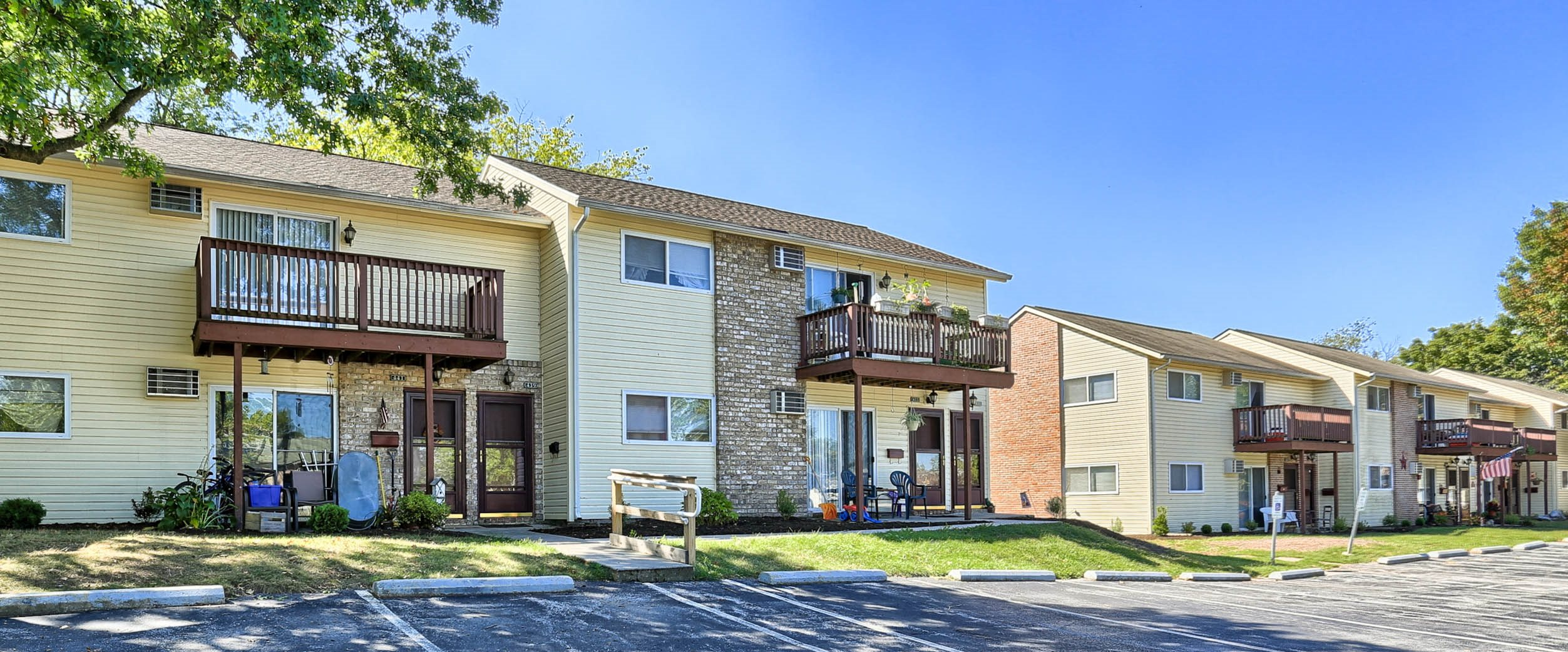Affordable Apartments in Gettysburg, PA | Breckenridge Village Apartments | Property Management, Inc.