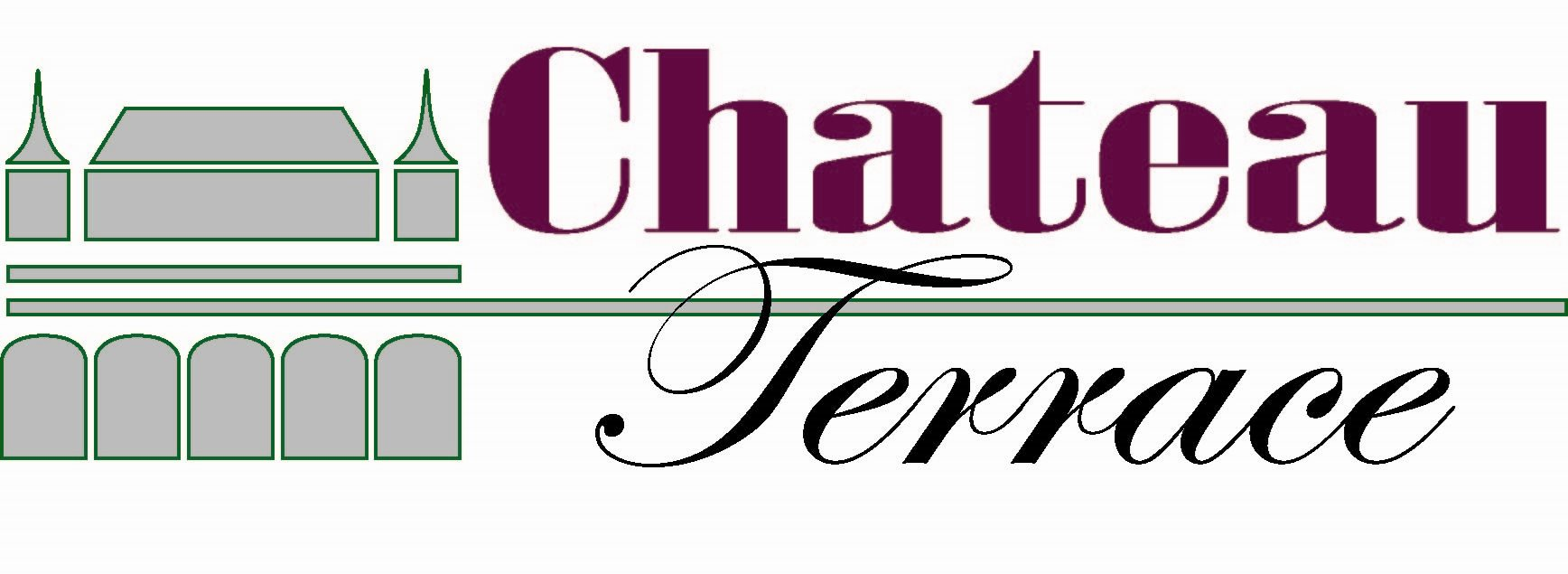 Chateau Terrace Logo in Shippensburg, PA | Chateau Terrace Apartment | Property Management, Inc.