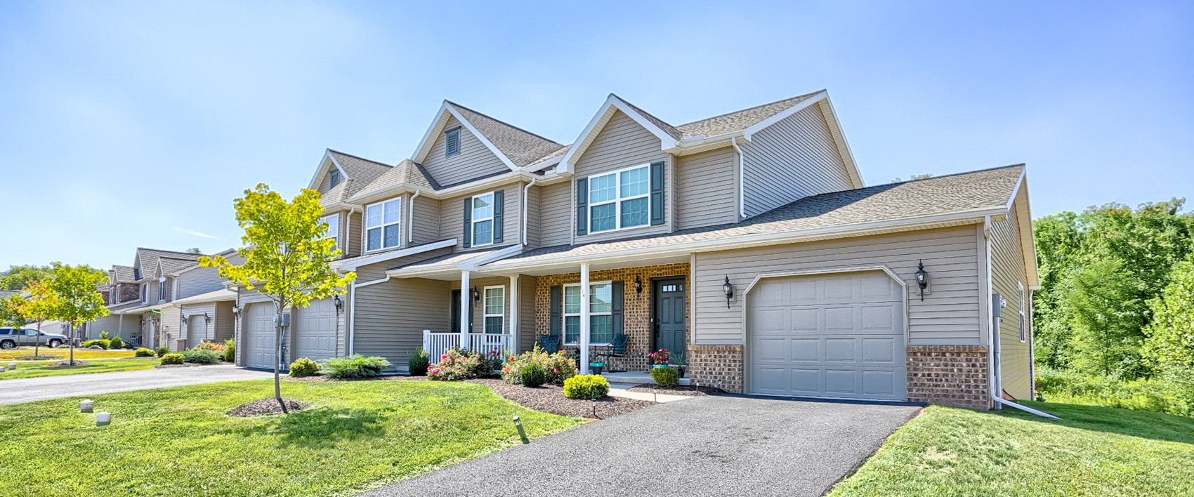 Apartments For Rent in Lewisberry, PA | Glenbrook Town Homes
