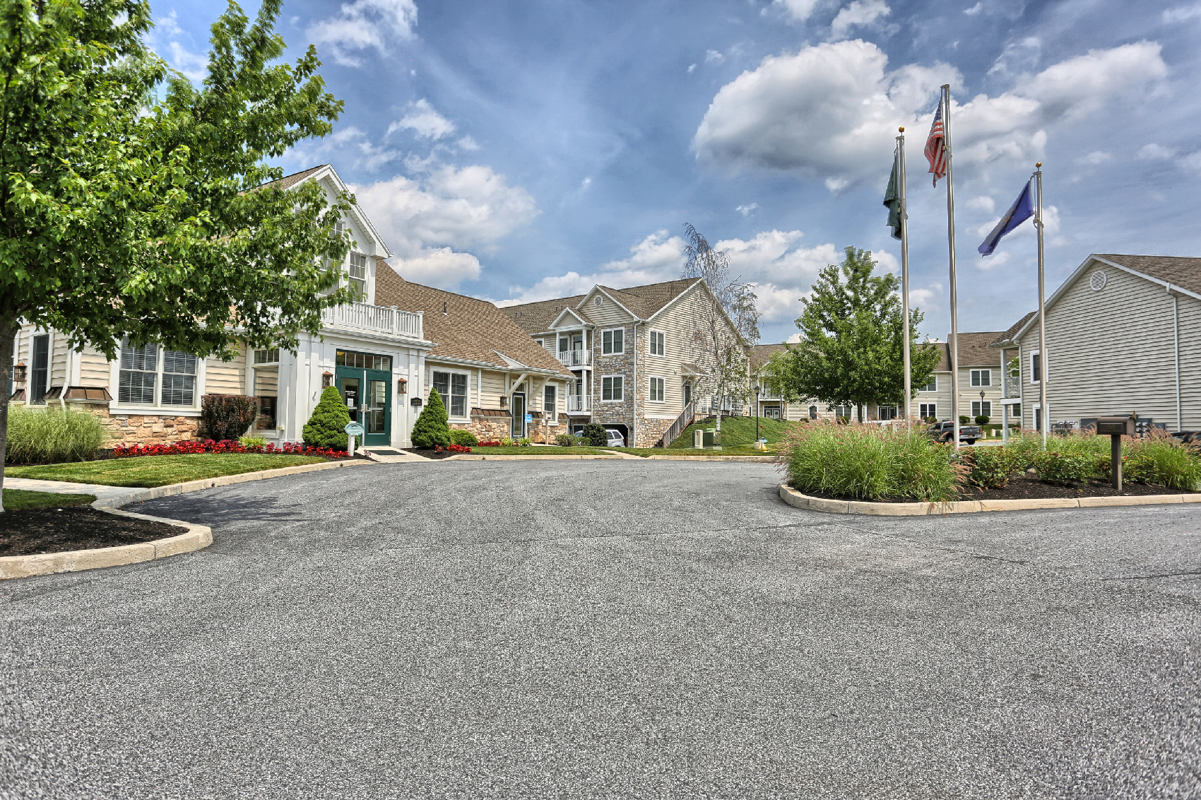 Mechanicsburg Apartment Rentals | Graham Hill Apartments | Property  Management, Inc.