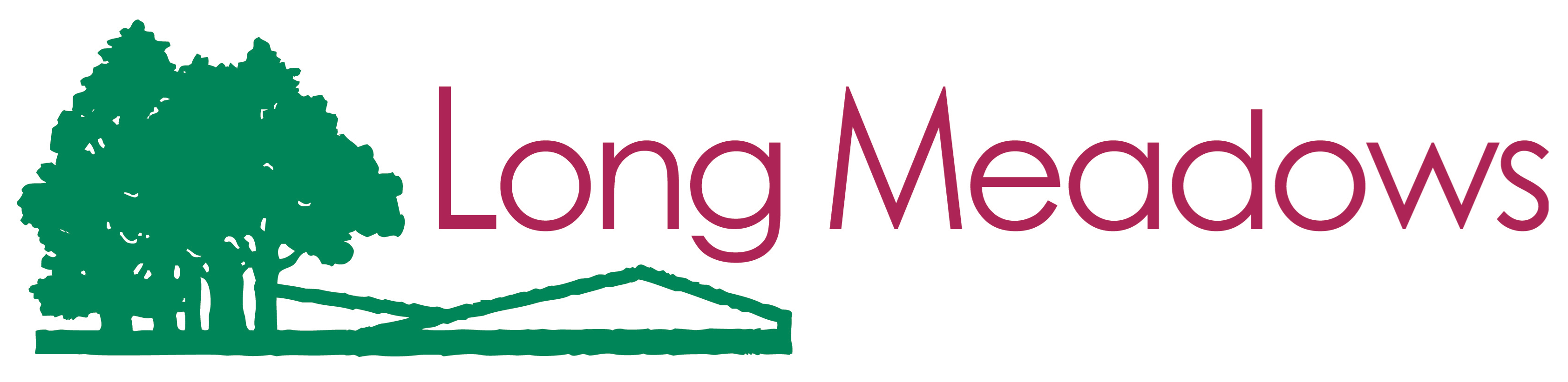 Long Meadows Apartments Logo in Camp Hill, PA | Long Meadows Apartments | Property Management, Inc.