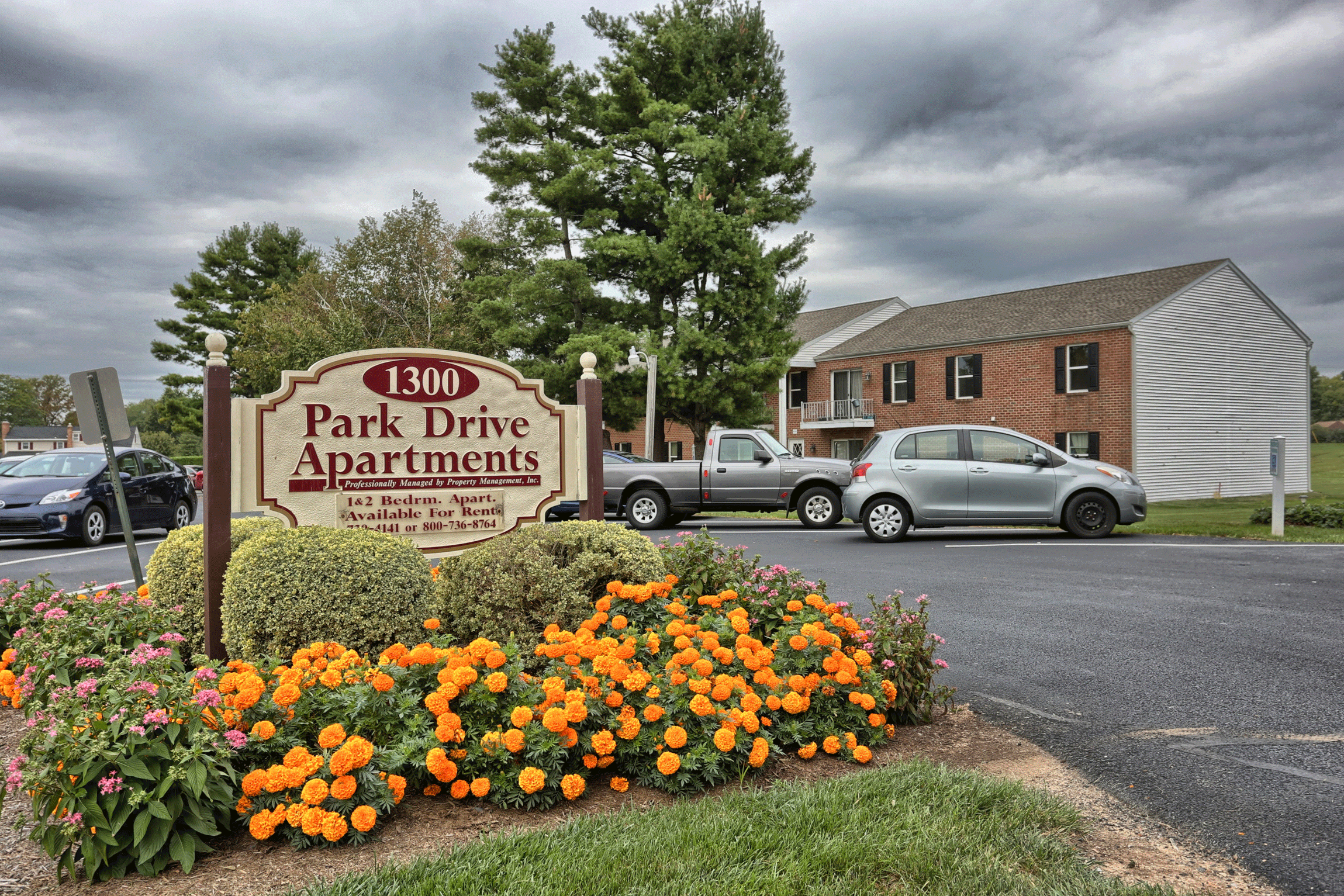 Apartments in Palmyra, PA | Park Drive Apartments | Property Management, Inc.