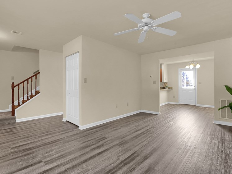 Best Apartment Layouts | Rockledge Townhomes in Mechanicsburg | PMI |