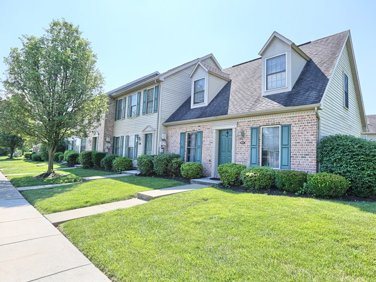 Mechanicsburg Apt Rentals | Rockledge Townhomes in Mechanicsburg | PMI |